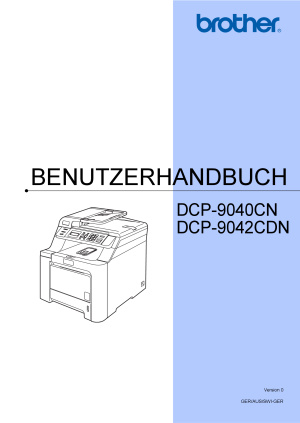 Brother DCP 9042CDN