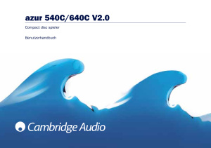 Cambridge Audio azur 540C