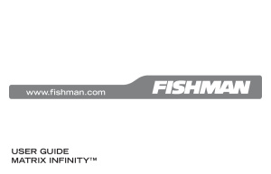 Fishman Matrix Infinity Switch