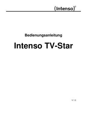 Intenso TV Star
