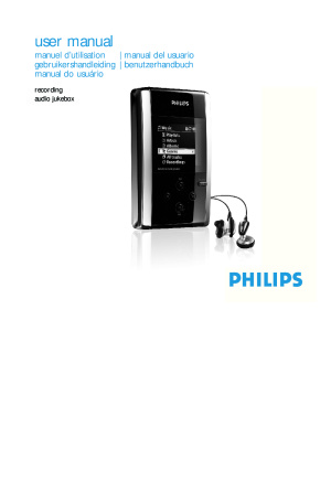 Philips HDD100 00