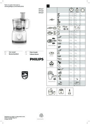 Philips HR7627