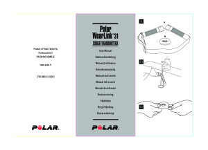 Polar WearLink 31