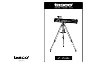 Tasco Luminova 40